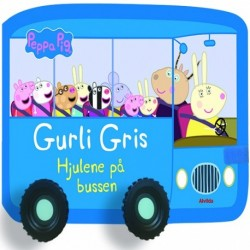 Peppa Pig - Gurli Gris - Hjulene på bussen