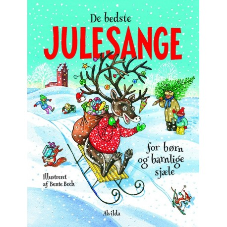 De bedste julesange for børn og barnlige sjæle