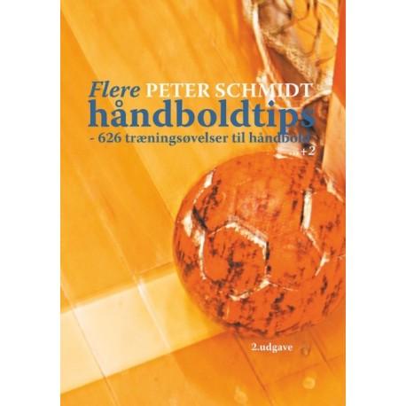 Flere håndboldtips: - 626 træningsøvelser til håndbold