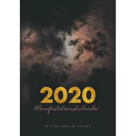 Loven om Tiltrækning manifestationskalender 2020: - drømme bliver til virkelighed