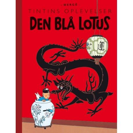 Tintins Oplevelser: Den Blå Lotus