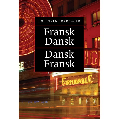 Fransk-dansk-fransk miniordbog