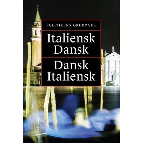 Italiensk-dansk-italiensk miniordbog
