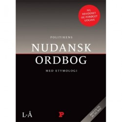 Nudansk ordbog 1-2 etymologi & cd