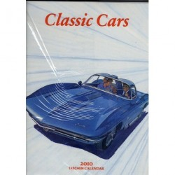 DIARY 2010 CARS OF THE 20TH CENTURY