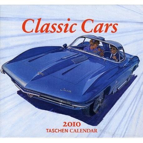 CALENDAR 2010 CARS OF THE 20TH CENTURY TEAR OFF
