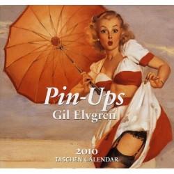 CALENDAR 2010 PIN-UPS GIL ELVGREN TEAR OFF