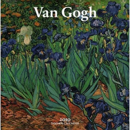 WALL CALENDAR 2010 VAN GOGH (30X30)