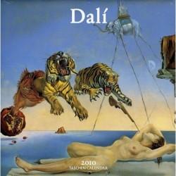 WALL CALENDAR 2010 DALI (30X30)
