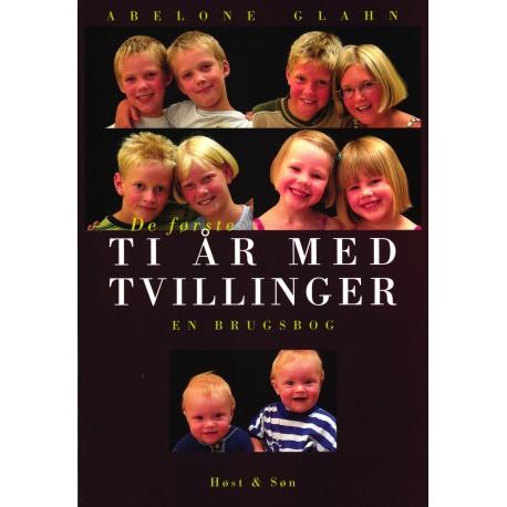 De første ti år med tvillinger: en brugsbog