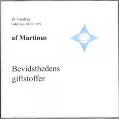 Bevidsthedens giftstoffer (CD 1): Lydforedrag på CD