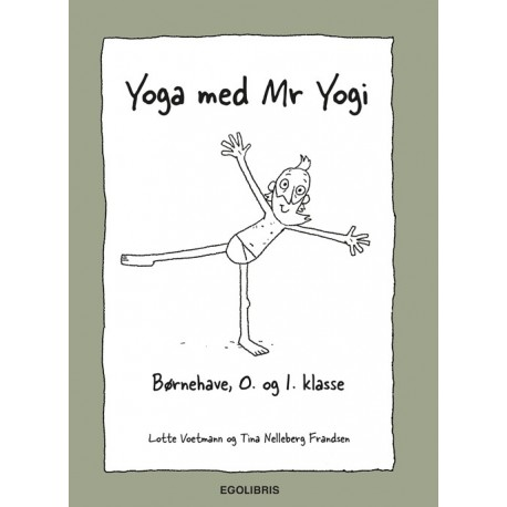 Yoga med Mr. Yogi 0-1.klasse