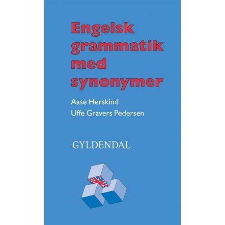 Engelsk grammatik med synonymer / i-bog: Grundbog