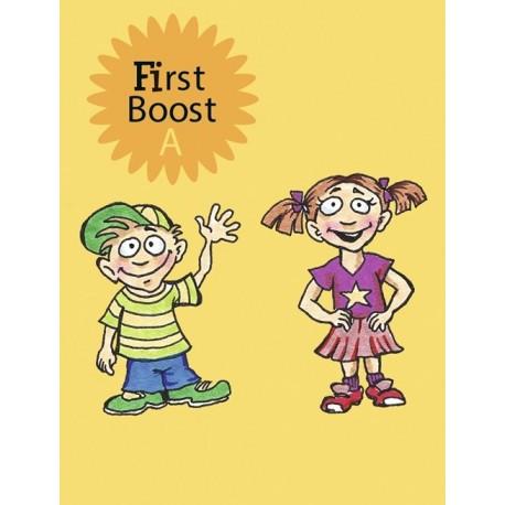First Boost - A - i-bog: ved brug med elevbøger