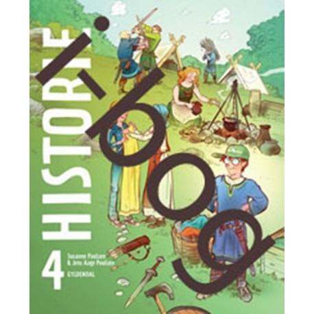 Historie 4. i-bog: ved brug med elevbøger