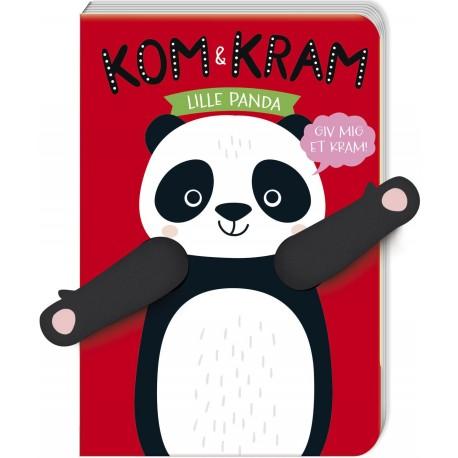 Kom og kram: Lille panda