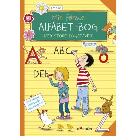 Rævesnu: Min første alfabetbog