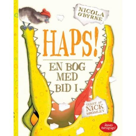 HAPS!: En bog med bid i