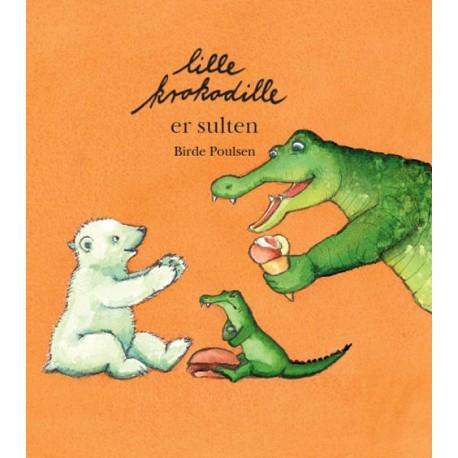 Lille Krokodille er sulten