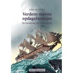 Verdens største opdagelsesrejse: En fortælling om Vitus Bering