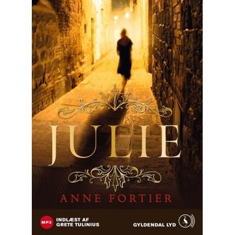 Julie: Månedens lydbog