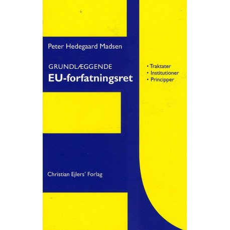 Grundlæggende EU-Forfatnignsret
