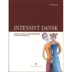 Intensivt dansk: øvehæfte i dansk til klasseundervisning og selvstudium med facit