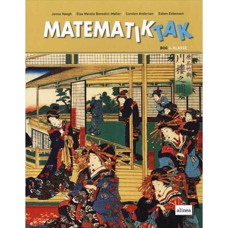 Matematik-Tak 6.kl. Grundbog, 2.udg.