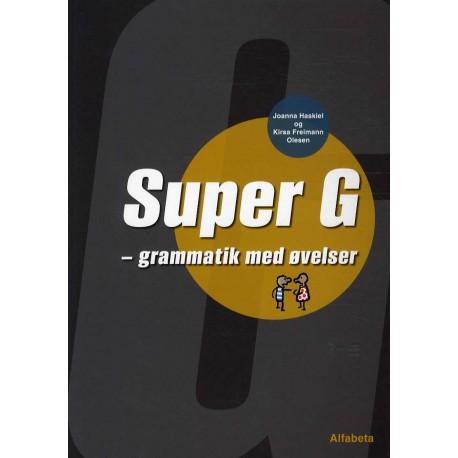 Super G, 2.udg.