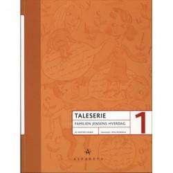 Taleserie 1, Elevbog: begynderbog
