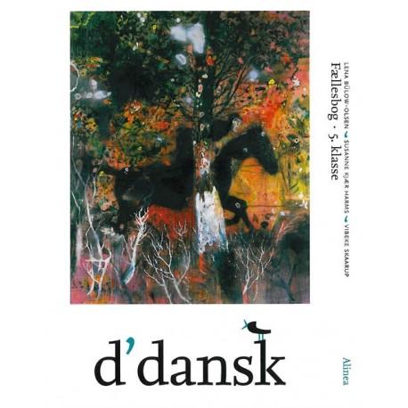 d'dansk, Fællesbog/Web, 5.kl.