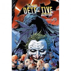 Batman - Detective Comics: Dødens ansigter