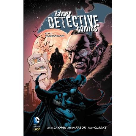 Batman - Detective Comics: Kejserpingvinen