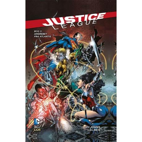 Justice League: Angrebet fra Atlantis