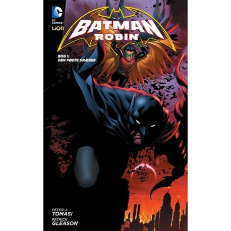 Batman og Robin: Den fødte dræber