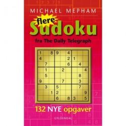 Flere sudoku fra The Daily Telegraph: 132 NYE opgaver