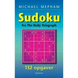 Sudoku: fra The Daily Telegraph