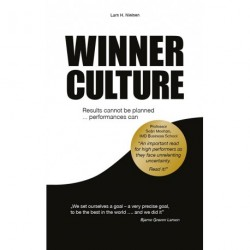 WINNER CULTURE: Results cannot be planned ... performances can