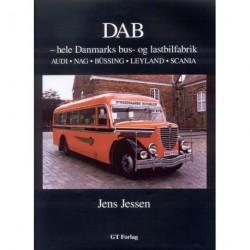 DAB - Hele Danmarks bus- og lastbilfabrik: Audi, Nag, Büssing, Leyland, Scania