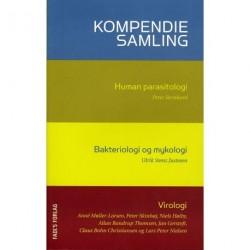 Kompendie-Samling: Human parasitologi + Virologi + Bakteriologi og Mykologi