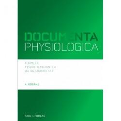 Documenta physiologica: formler, fysiske konstanter og talstørrelser
