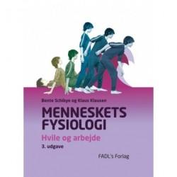 Menneskets fysiologi 3. udgave: hvile og arbejde