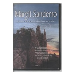 Margits Saga (DVD): Sagaen om Isfolket