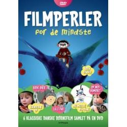 Filmperler for de mindste: 6 klassiske danske børnefilm samlet på en dvd