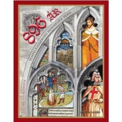 896 ÅR - Tempelriddernes Hemmelige Plan