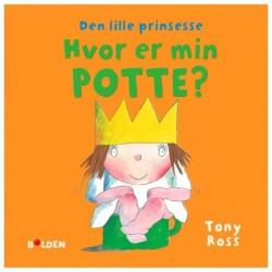 Den lille prinsesse: Hvor er min potte?