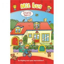 Den store flapbog: Mit hus