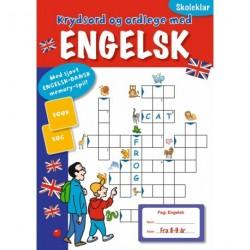 Krydsord og ordlege med engelsk