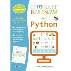 Computerkodning med Python - for begyndere