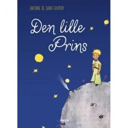 Den lille prins - Mellem størrelse: Illustreret i farver med forfatterens tegninger